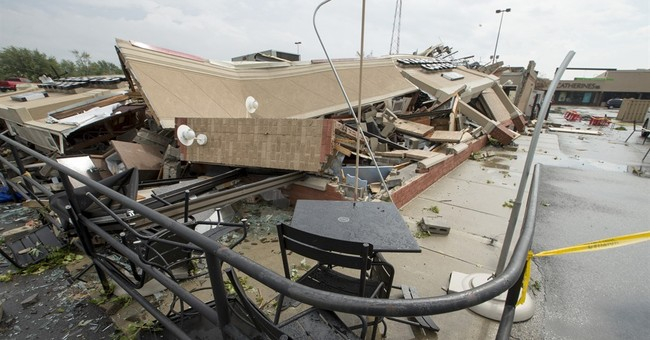 The Latest: Kokomo EF3 tornado had peak wind of 152 mph
