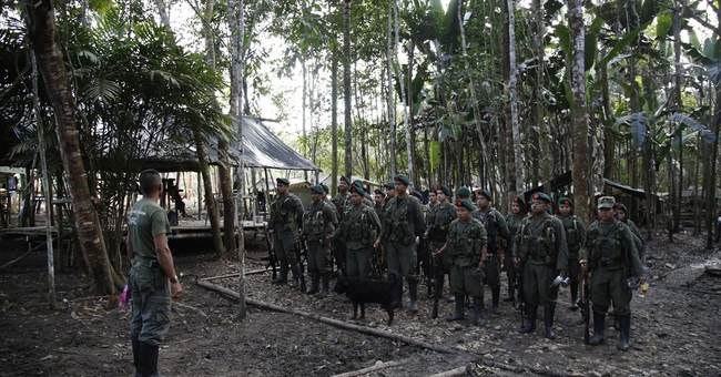 AP EXPLAINS: How Colombia conflict developed over decades