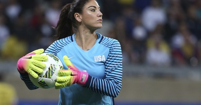 Hope Solo suspended from US soccer team for 6 months