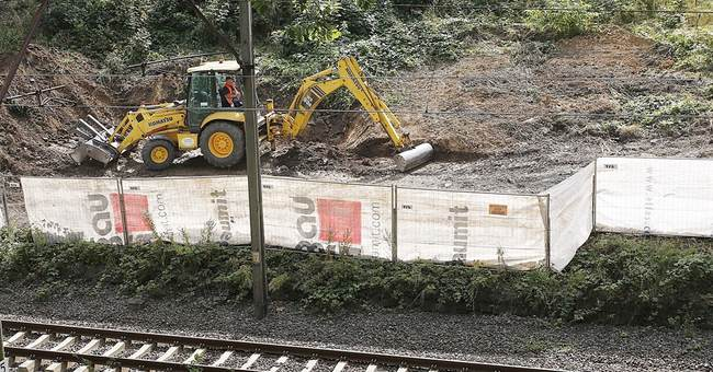 Explorer: No train or tunnel at search site for Nazi train