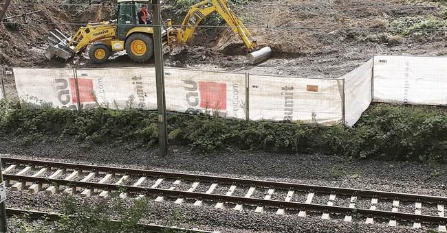 Explorer: No train or tunnel at search site for Nazi train