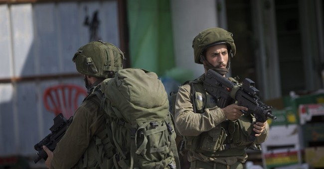 Israeli military: Palestinian killed after stabbing soldier