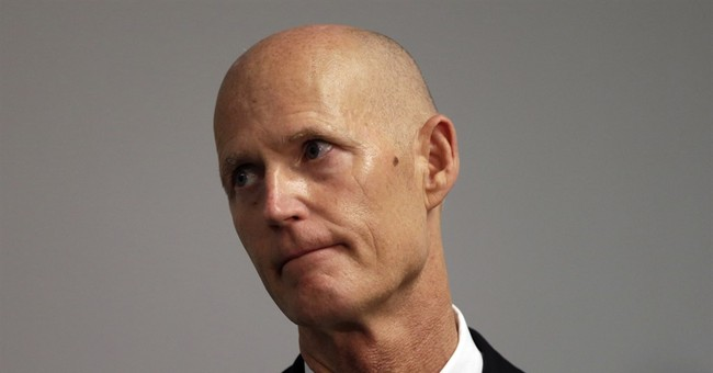 Trump asked Florida Gov. Scott to appoint attorney to bench