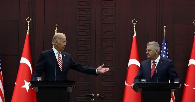 Biden calls on Turkey to be patient in Gulen case