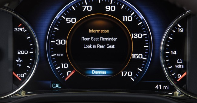 Sensors, other devices can help prevent hot car deaths