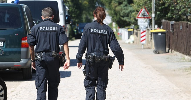Germany: 3 wounded in shootout with anti-govt extremists
