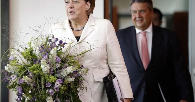 German business confidence drops unexpectedly, survey shows