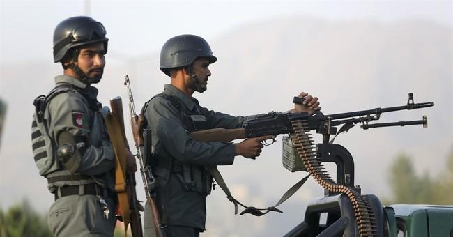 American University in Kabul starts repair work after attack