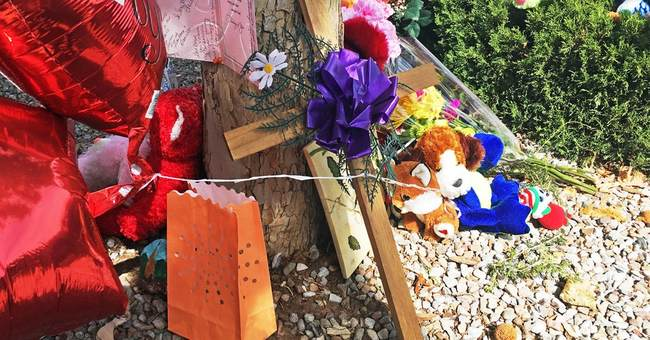 The Latest: Candlelight vigil for murdered New Mexico girl