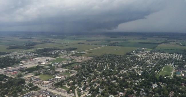 The Latest: Kokomo EF3 tornado had peak wind of 152 mph