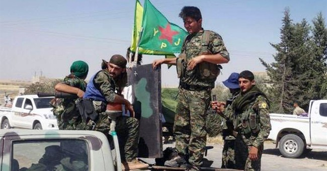 Syria's Kurds: An embattled US ally in a complex civil war