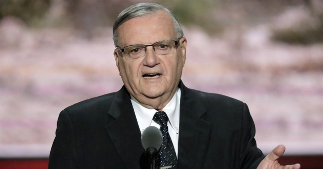 Arizona sheriff's campaign questions contempt order timing