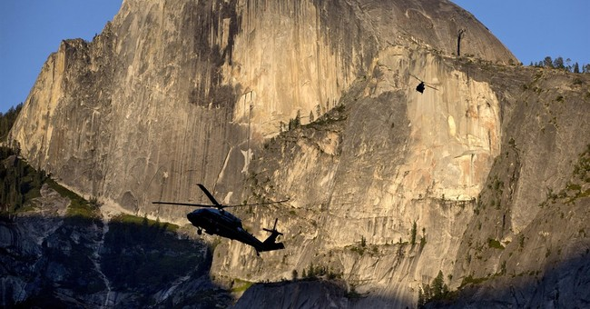 Yosemite, and President Obama, head into virtual reality