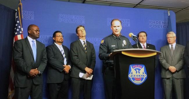 Phoenix police renew call for tips in serial killer case