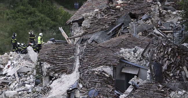 Aftershocks rattle Italian quake zone; toll rises to 250