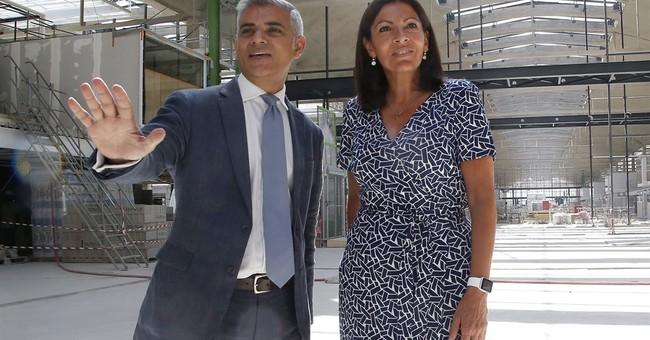 London, Paris mayors criticize bans on burkini swimsuits
