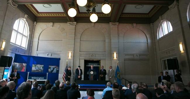Biden: $2.45B loan for Amtrak upgrades in Northeast Corridor