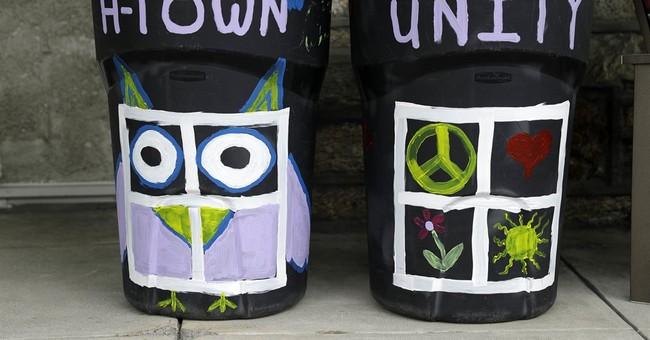 Town rallies around Jewish family hit by swastika graffiti