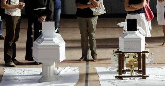The Latest: Death toll rises to 281 in Italian earthquake