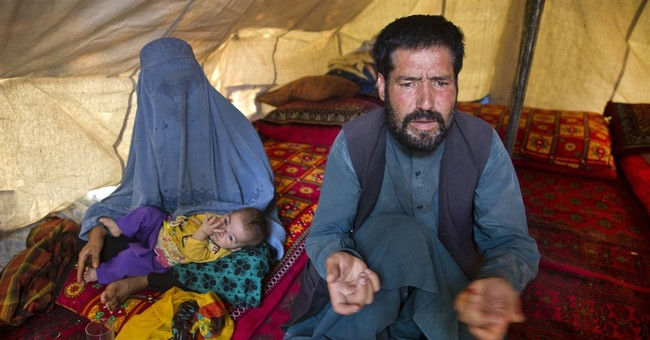 UN official: For Afghan women 'glass is half full'
