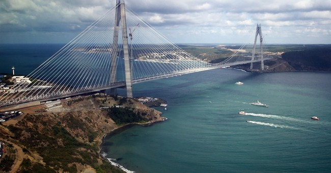 Turkey unveils 3rd Istanbul bridge linking Europe with Asia