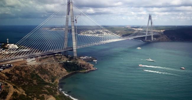 Turkey unveils 3rd Istanbul bridge linking Europe with Asia