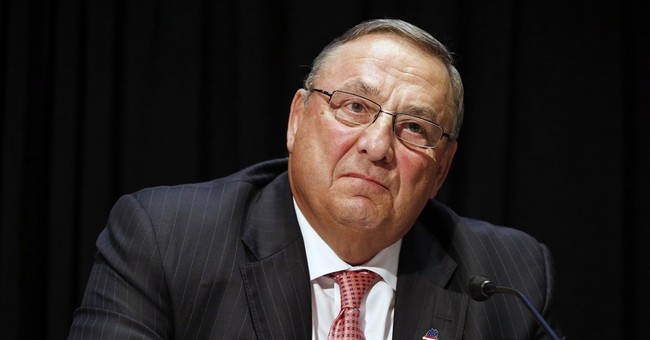 The Latest: Democrat: Maine should consider recall of LePage