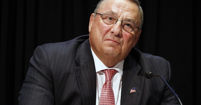 The Latest: GOP leader: Media coverage punishing LePage