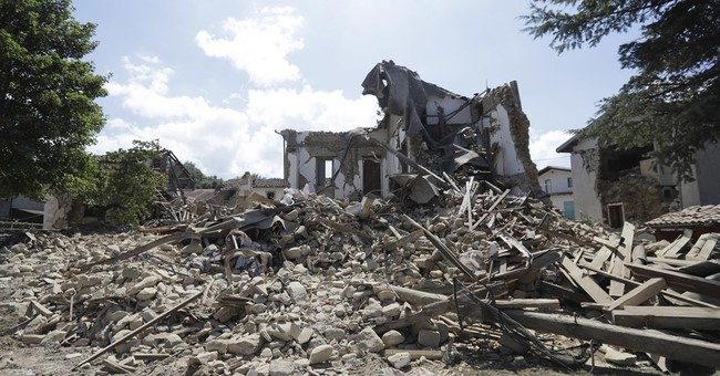 Brits, Romanians among the foreigners killed in Italy quake