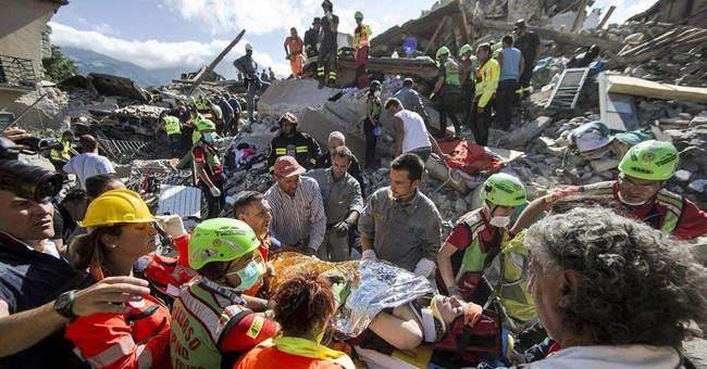 Survival of quake victims depends on many factors