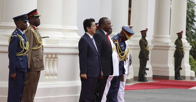 Japan PM in Kenya to launch summit on African development