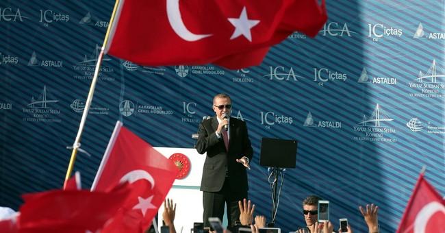 Turkish president vows to 'destroy terrorists'