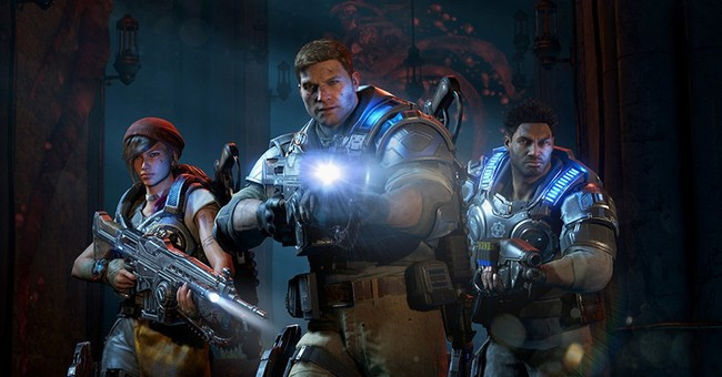 'Game of Thrones' composer creating 'Gears of War 4' score