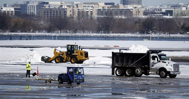 Why snow totals out of Washington, D.C., aren't measuring up