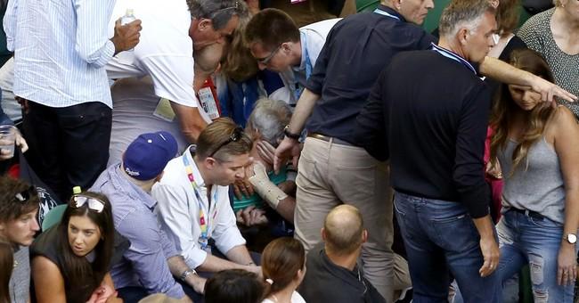 The Latest: Federer reaches quarterfinals at Australian Open