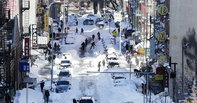 Things to know about the massive weekend blizzard