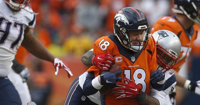 THE LATEST: Newton excited for Super matchup against Manning