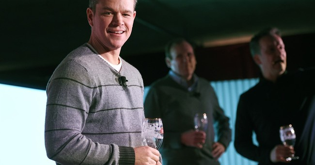 Matt Damon brings call for clean water for all to Sundance