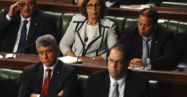 Tunisia's new government seeks stronger economy, security