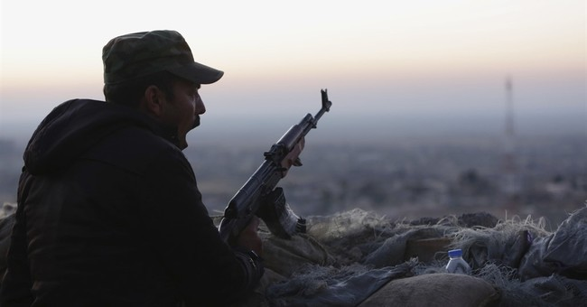 Mosul fight is already redrawing the map of northern Iraq