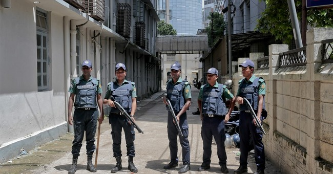 Bangladesh police kill 3, including suspect in Dhaka attack