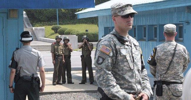 N. Korea threatens to fire at US, S. Korea troops' lights