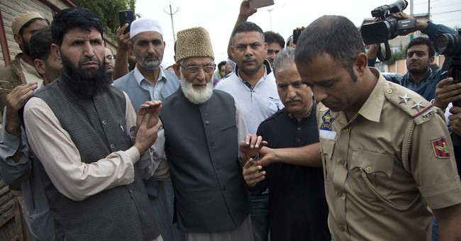 Indian police arrest key Kashmiri separatist leader