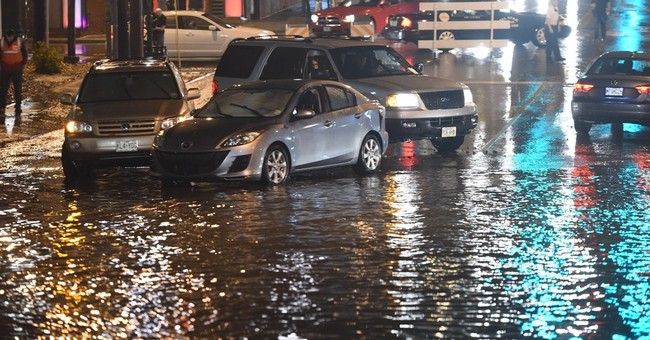 Flash flooding prompts rescues, closures in Kansas City
