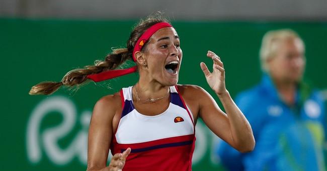 At Puerto Rico parade, gold medalist Puig saw island's hope