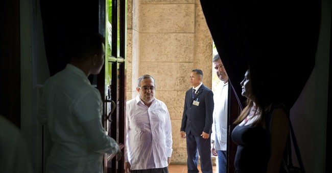 FARC sets permanent cease-fire under Colombia peace deal