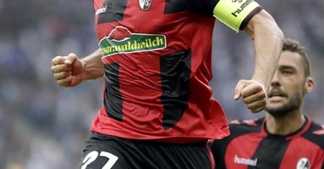 Hertha gets dramatic win, Leipzig draws on Bundesliga debut