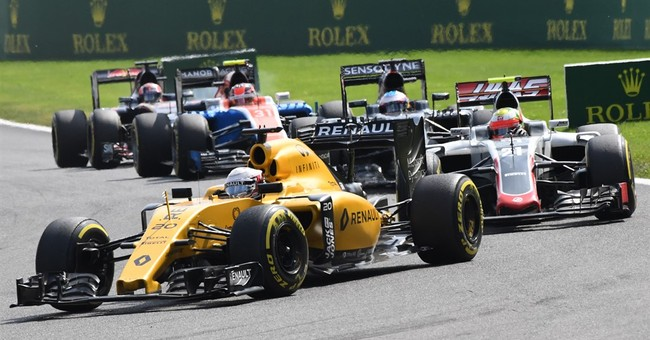 F1 Renault driver Magnussen expects to compete at Italian GP
