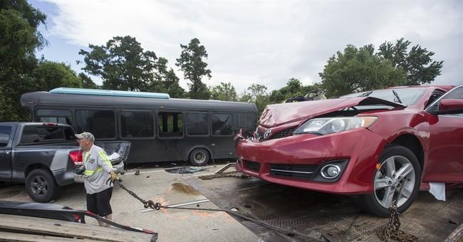 Senators want info on driver of bus that crashed, killing 2