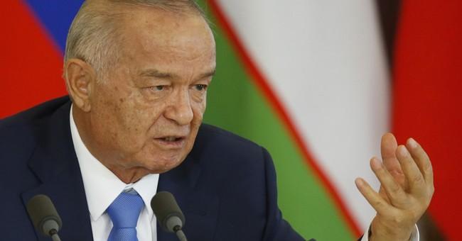 Uzbekistan's longtime ruler Islam Karimov hospitalized